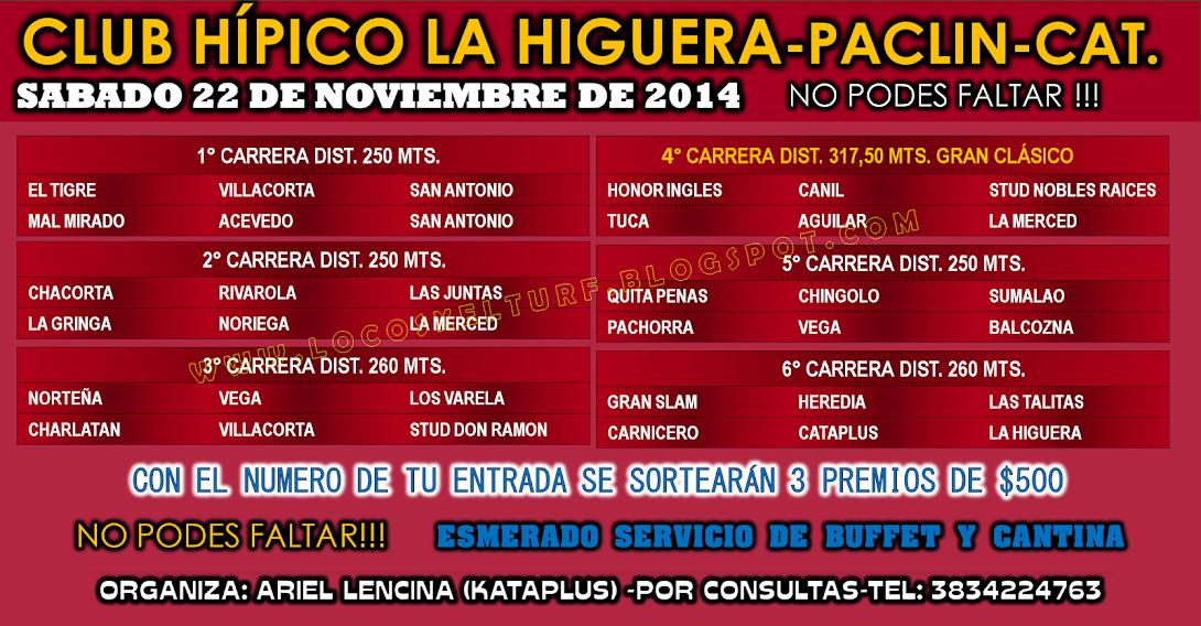 22-11-14-PROG-HIP. LA HIGUERA