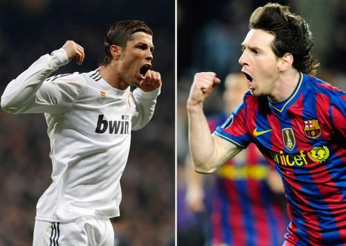 messi vs ronaldo. The sheer influence that Messi
