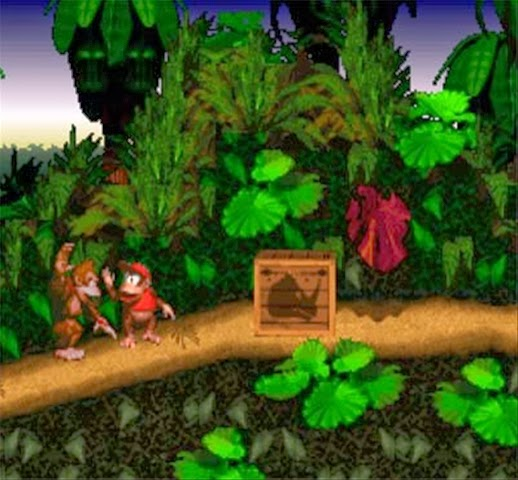 Donkey Kong Country Music
