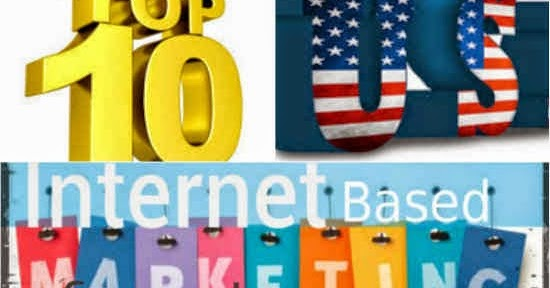 what are top 10 of internet marketing companies in united
