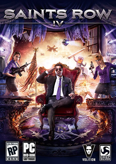 Download Saints Row IV Full PC Game