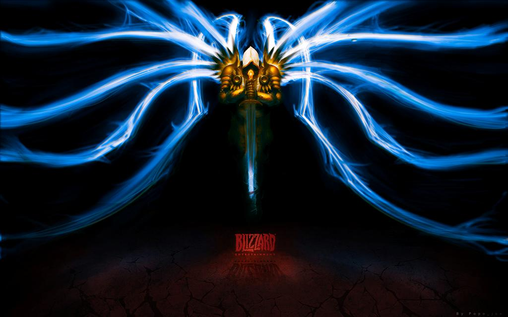 Diablo HD & Widescreen Wallpaper 0.166740891052372