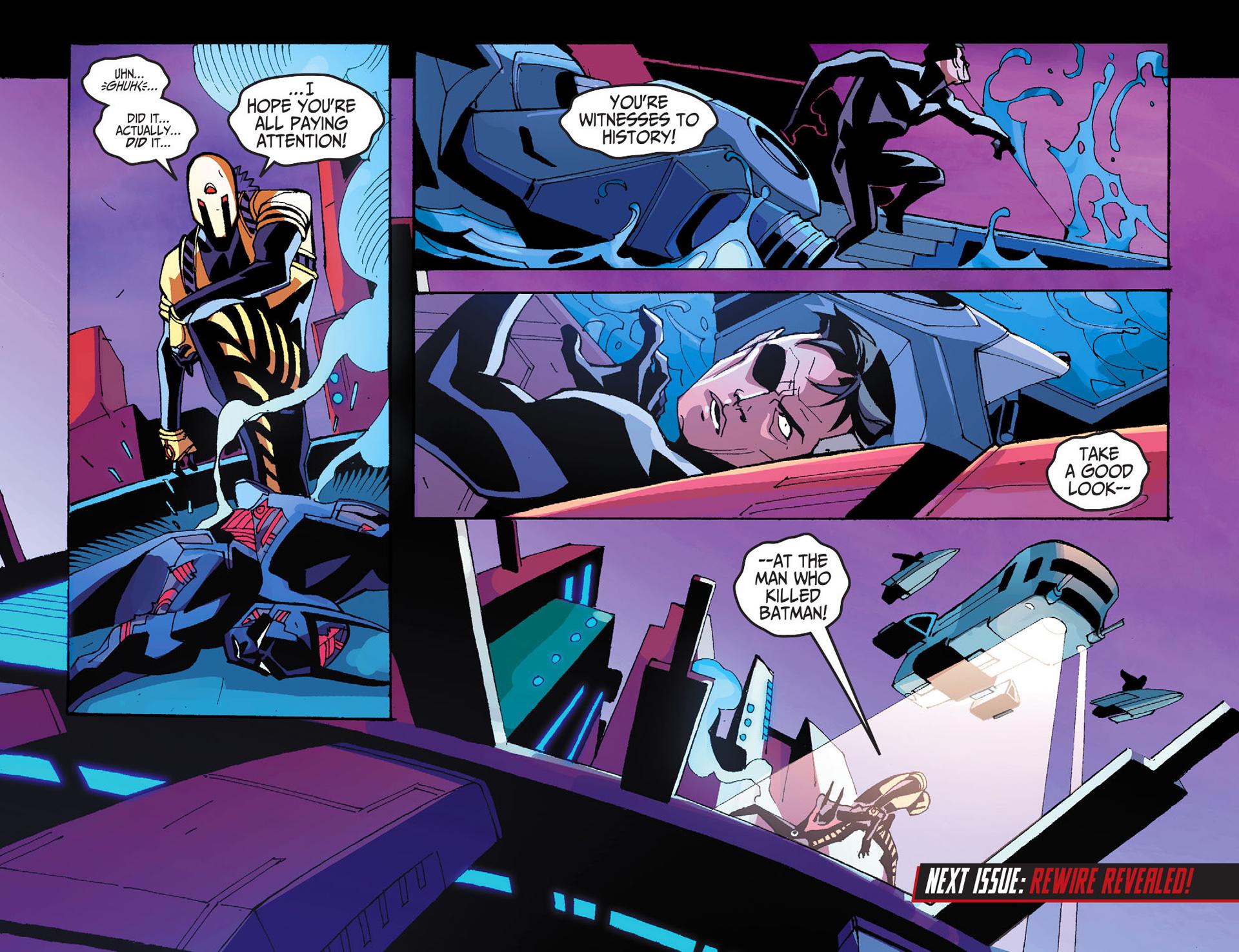 Batman Beyond 2.0 Issue #5 #5 - English 22