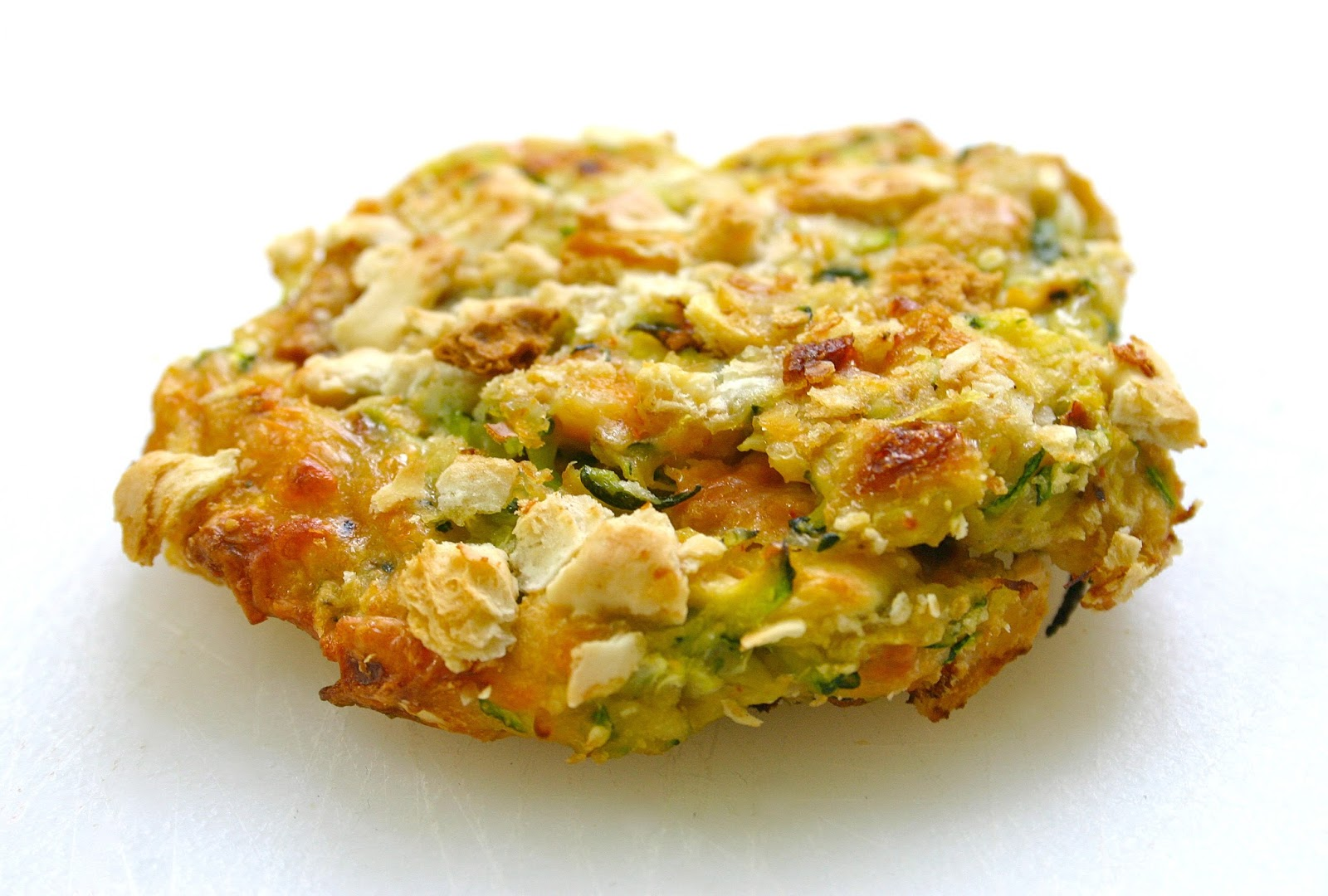 Bake It and Make It with Beth: Baked Zucchini Cakes (for dinner)