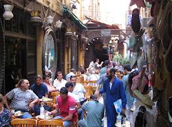 Khan el Khalili, El Fishawy Cafe, Cairo