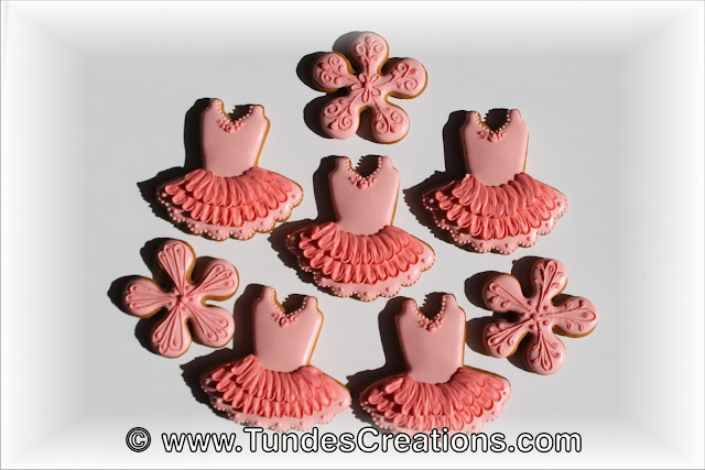 Ballerina cookies by Tunde Dugantsi