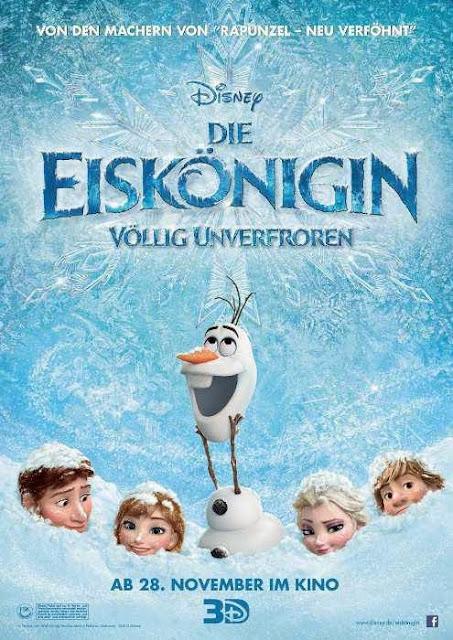 frozen deutsche stimmen