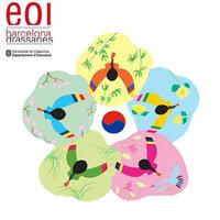 Aprender coreano en barcelona con la eoibd eurowon - Consulado holandes barcelona ...