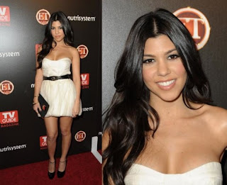 kourtney kardashian maxim photos