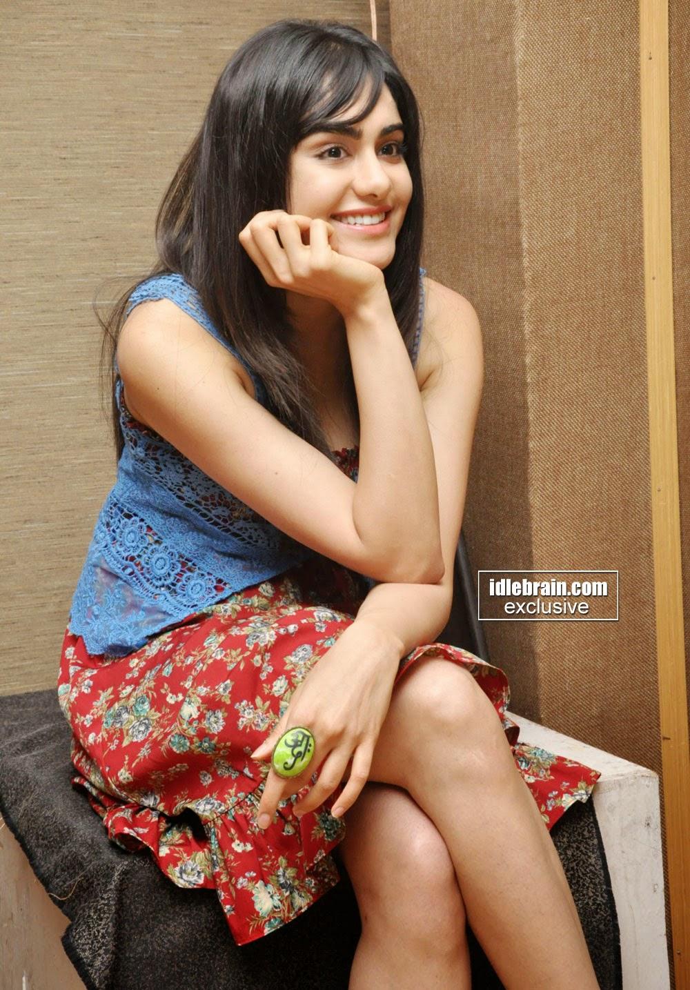 Adah Sharma indian actress