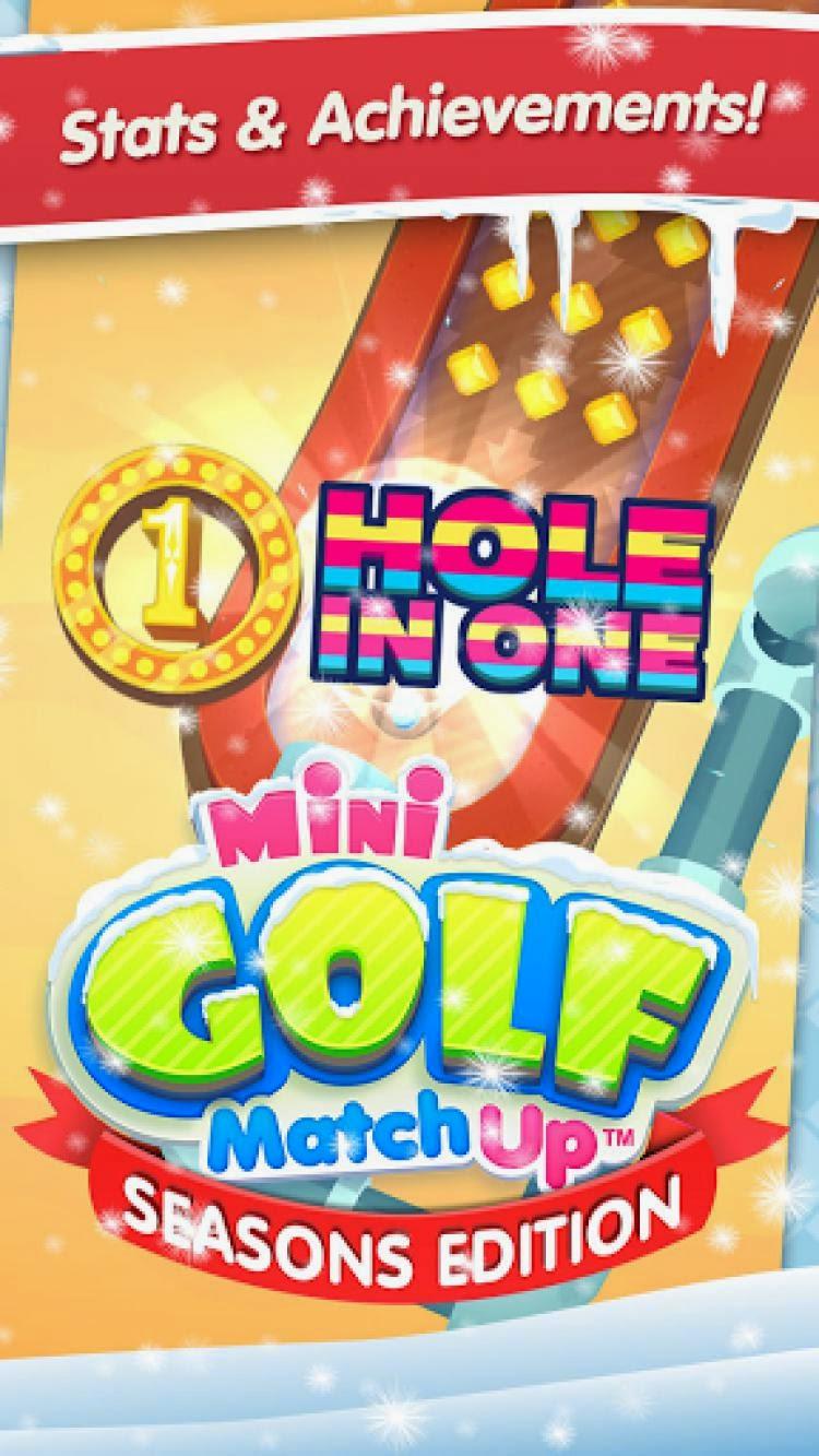 Mini Golf MatchUp Seasons لعبة الجولف للاندرويد