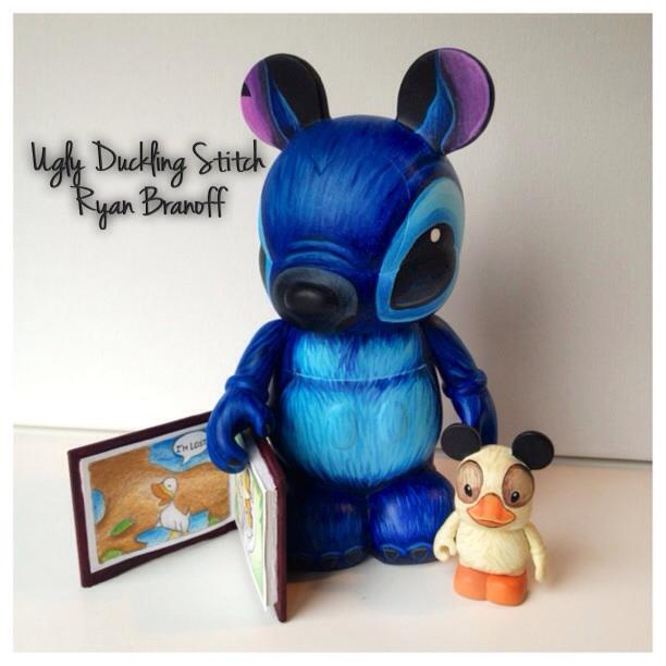 Spotlight On Ryan Branoff S Stitch And Ugly Duckling