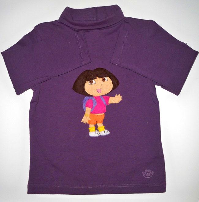 Camiseta Dora