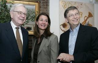 Warrent Buffett - Bill Gates