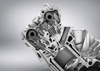 2012/2013 New Mercedes-benz AMG Engine M 152 5.5-liter litre V8 naturally aspirated