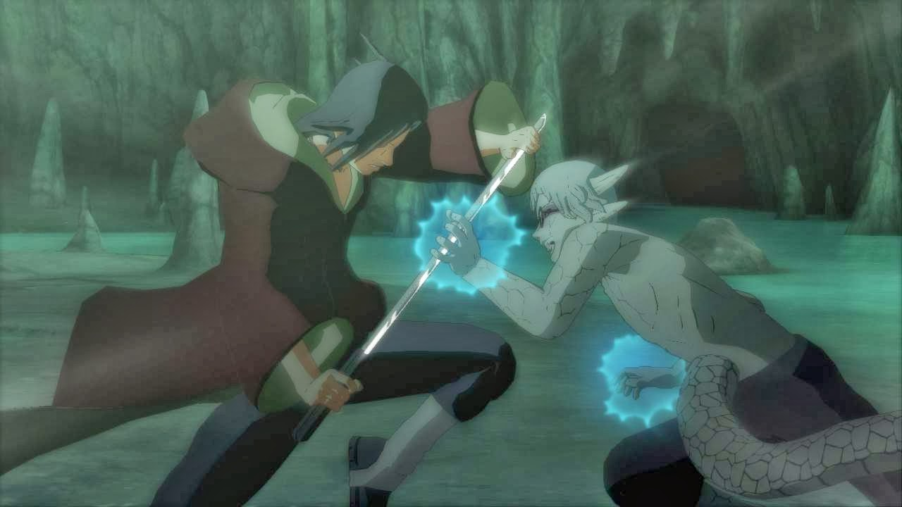 Download Game Naruto Shippuden: Ultimate Ninja Storm 3 Full Burst For PC