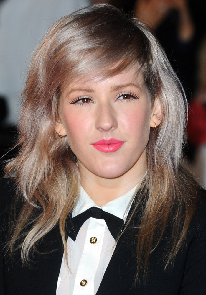Ellie Goulding Hair (Ellie Goulding Gray Hair)