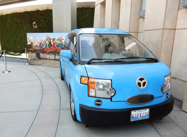 2015 Tartan Prancer Vacation movie car