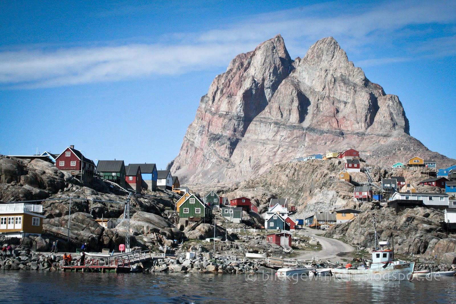 Uummannaq, Grönland