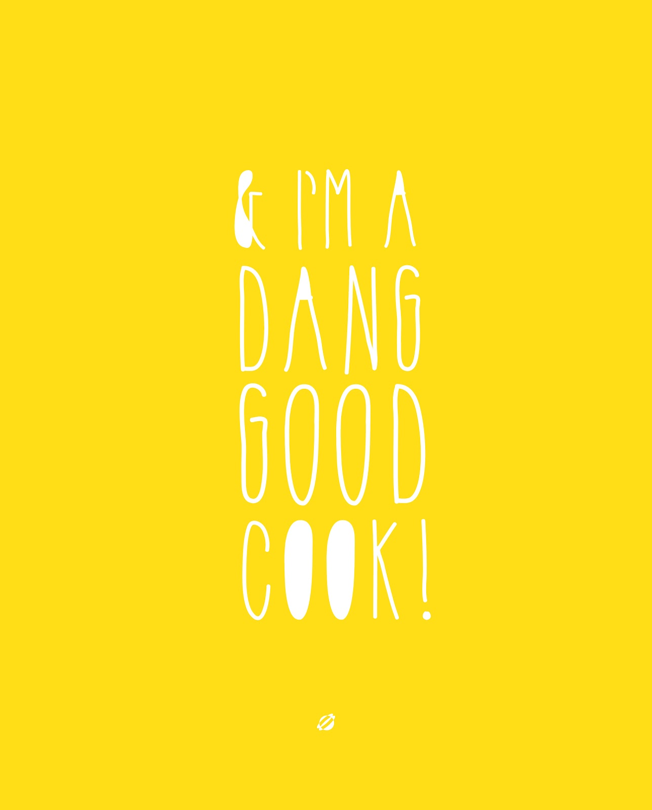 LostBumblebee ©2015 & I'm Dang good at it! : Free Printable : Personal Use Only.