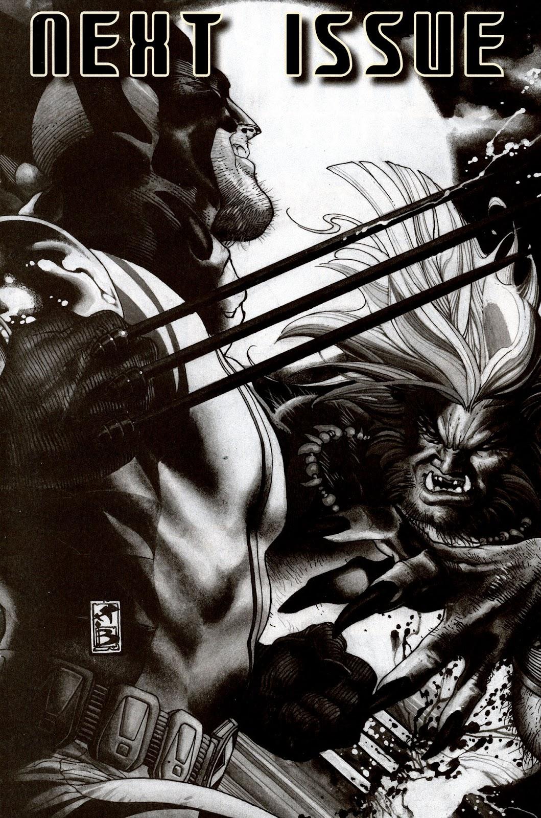 Read online Wolverine (2003) comic -  Issue #53 - 22