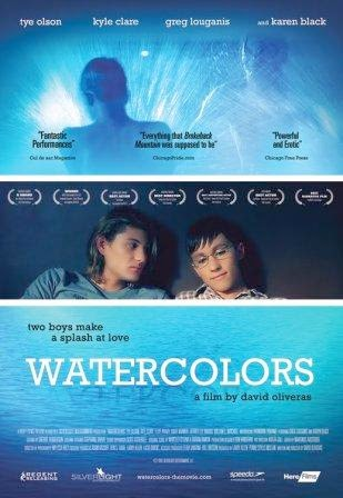Aquarelles, le film