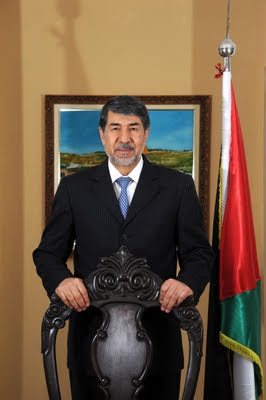 Embaixador do Estado da Palestina no Brasil Ibrahim Alzebn