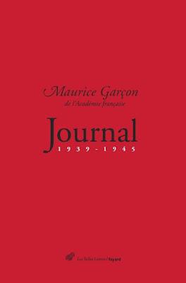 Journal de Maurice Garçon