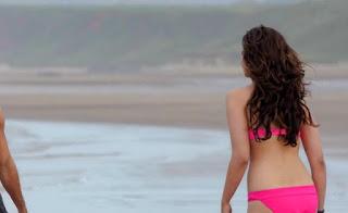 alia bhatt in red bikini
