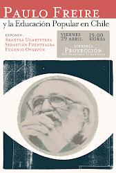 Encuentro sobre Paulo Freire y la Educación Popular en Chile