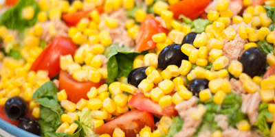 recetas de cocina ensalada de maiz