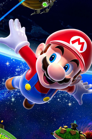 Mario Iphone Wallpaper on Mario And Sonic Wallpapers To Decorate Your Iphone Screen Wallpapers
