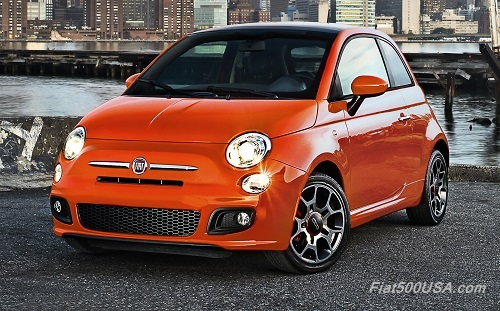 2016 fiat 500 usa model changes fiat 500 usa. Black Bedroom Furniture Sets. Home Design Ideas