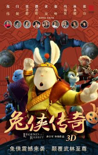 Kungfu Thỏ Ngố - The Legen Of A Rabbit