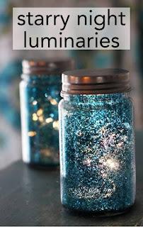 Starry night luminaries
