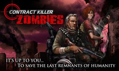 Presentación del juego Contract Killer Zombie