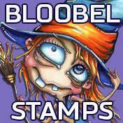 Bloobel Stamp