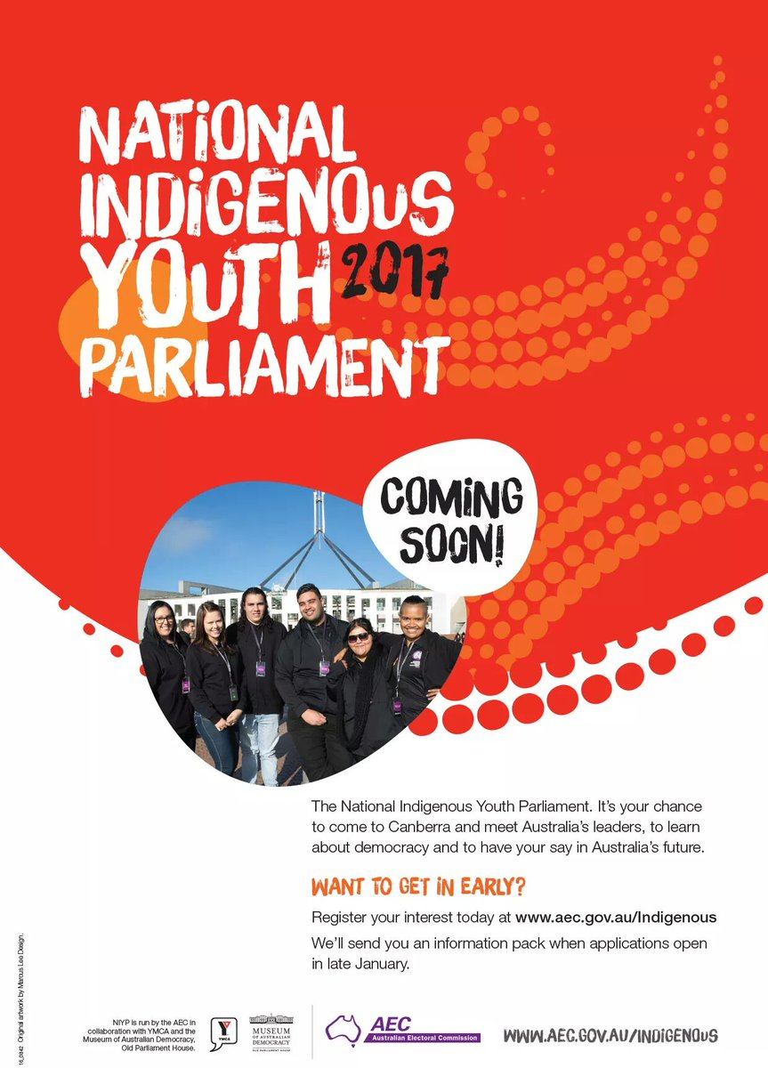 Image result for National Indigenous Youth Parliament