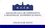 TARJETA DE SOCIO