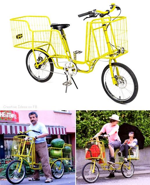 basikal serbaguna