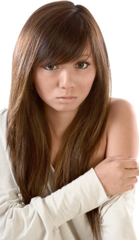 Hairstyles For Long Hair Asian Girl : Latest Long Hairstyles For Asian Girls, Long Hairstyle 2011, Hairstyle ...