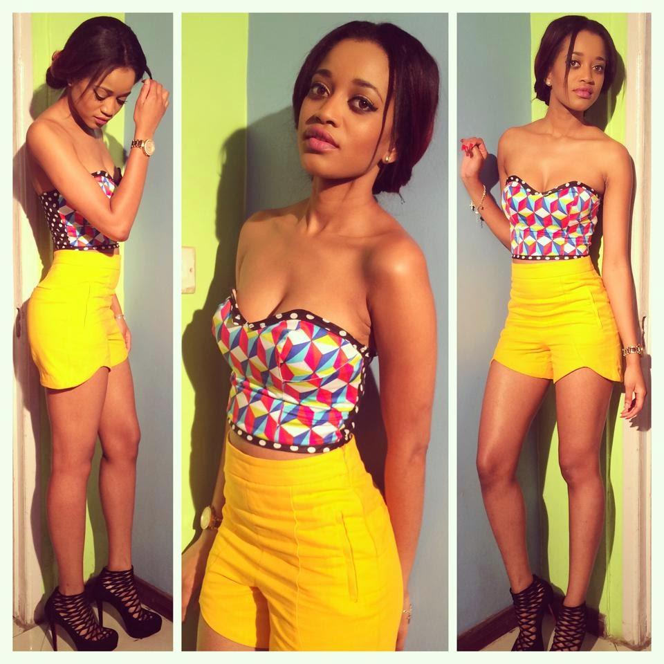 Vakwetu, Maria Nepembe, The look, Namibian Fashion