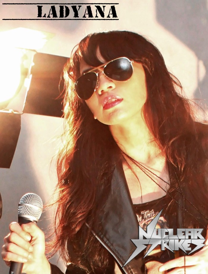 Lezy asian girls heavy metal lips
