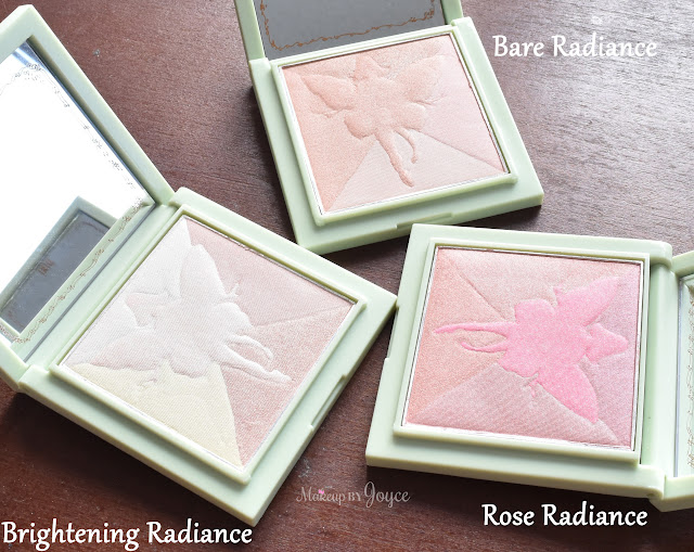 Pixi All Over Magic Rose Radiance Powder Review