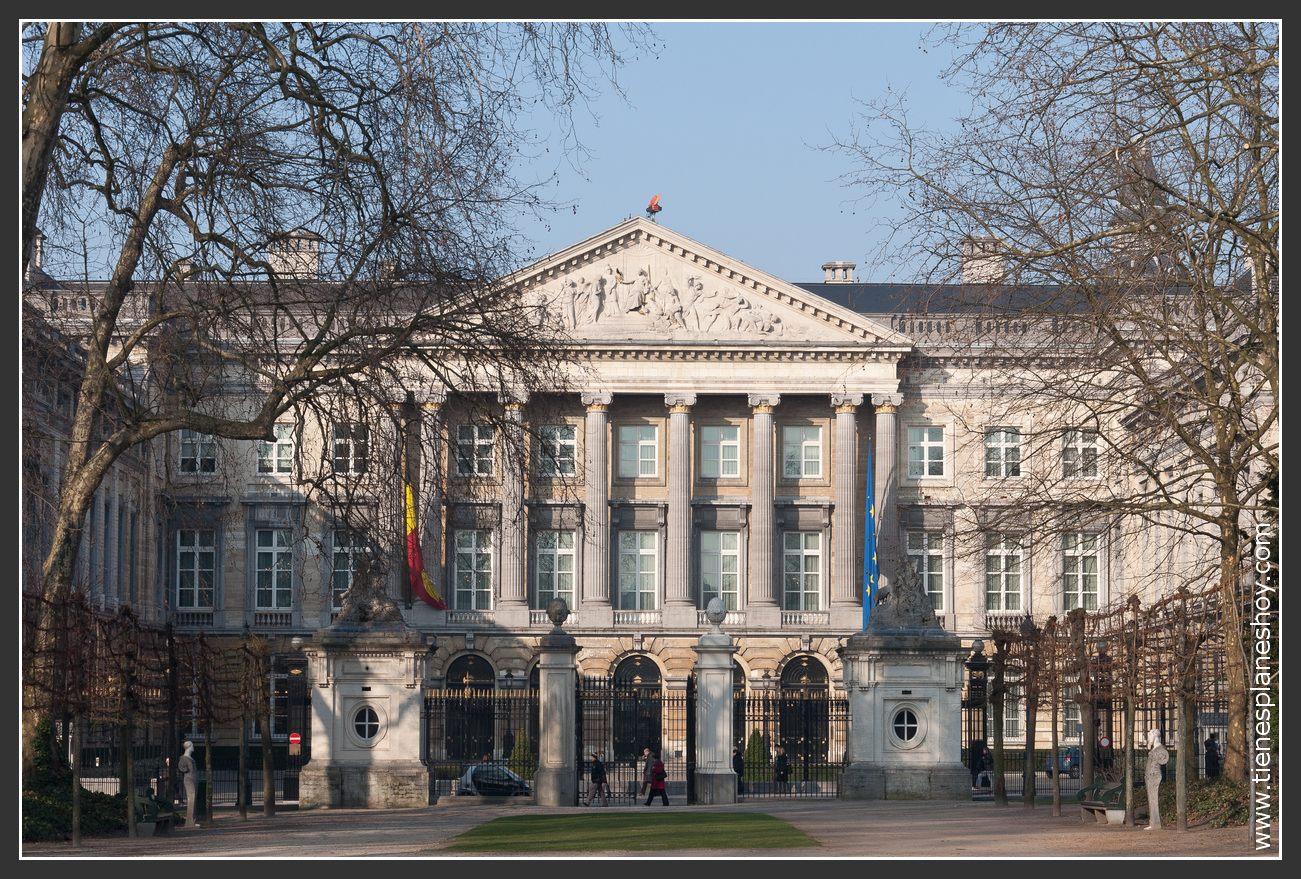 Parlamento Federal Bruselas