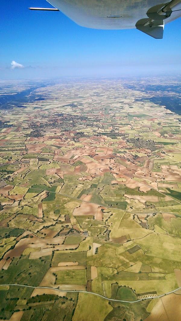 La Mancha, verde