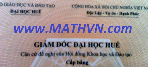 Loi nghiem trong tren bang thac si dai hoc hue