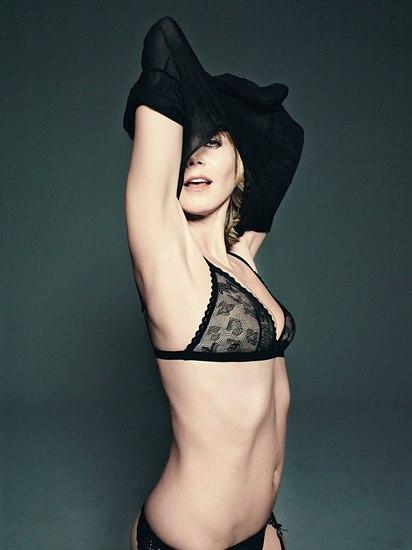GQ magazine,Heidi Klum