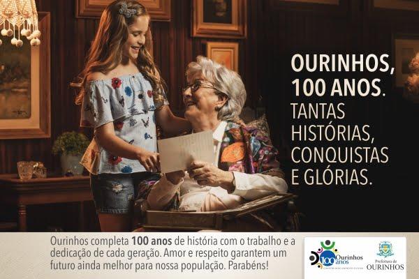 100 ANOS OURINHOS