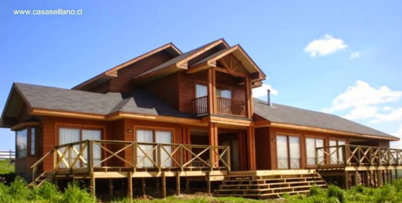 Arquitectura de casas modelos de casas prefabricadas en - Imagenes casas prefabricadas ...